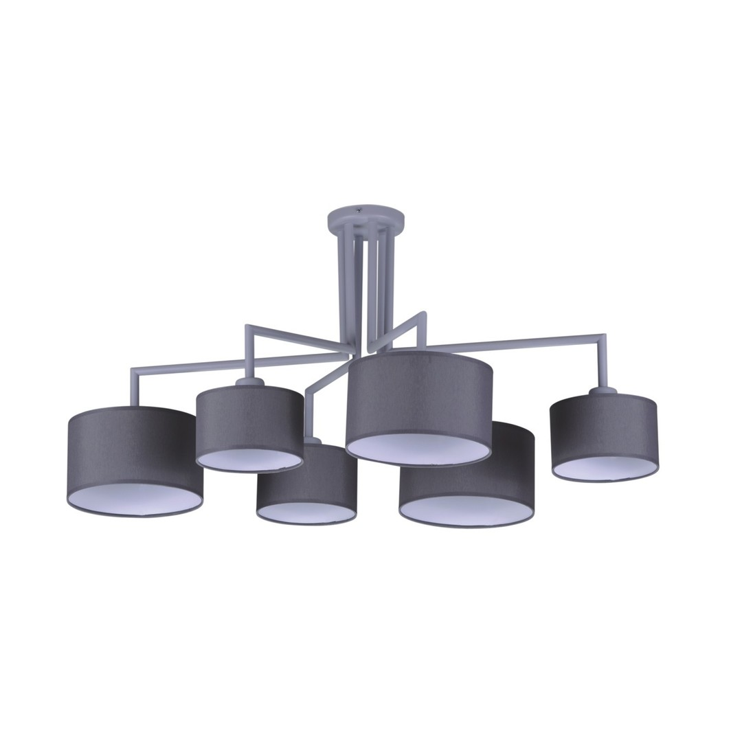 K-4341 ceiling lamp from the SIMONE GRAY series