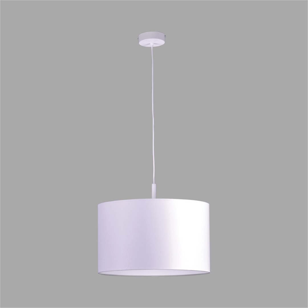 Hanging lamp K-4330 from the SIMONE WHITE series