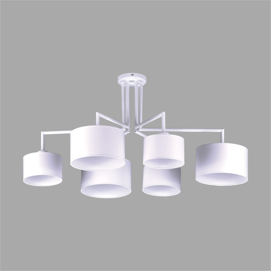 K-4331 ceiling lamp from the SIMONE WHITE series