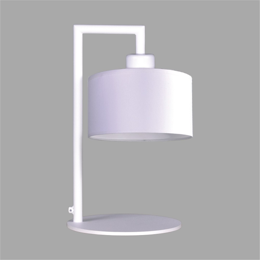 Table lamp K-4332 from the SIMONE WHITE series