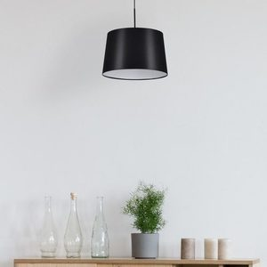 Hanging lamp K-4350 from the REMI BLACK series small 2