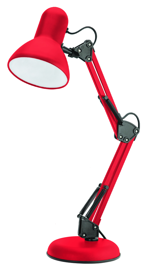 Desk lamp Pixie 230V / 25W E27 red