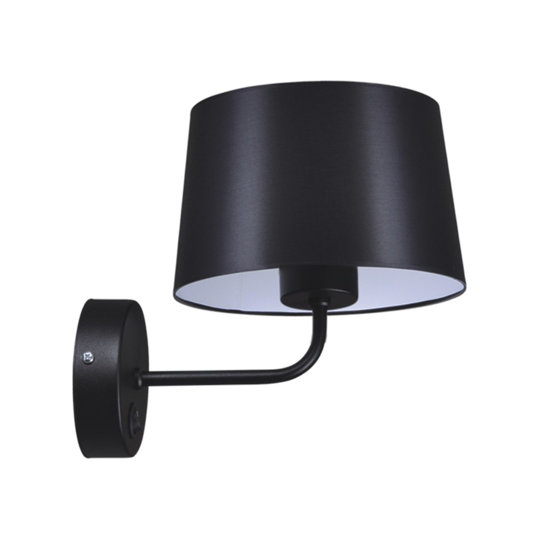 Wall lamp K-4351 from the REMI BLACK series