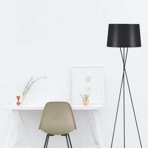 Floor lamp K-4353 from the REMI BLACK series small 2