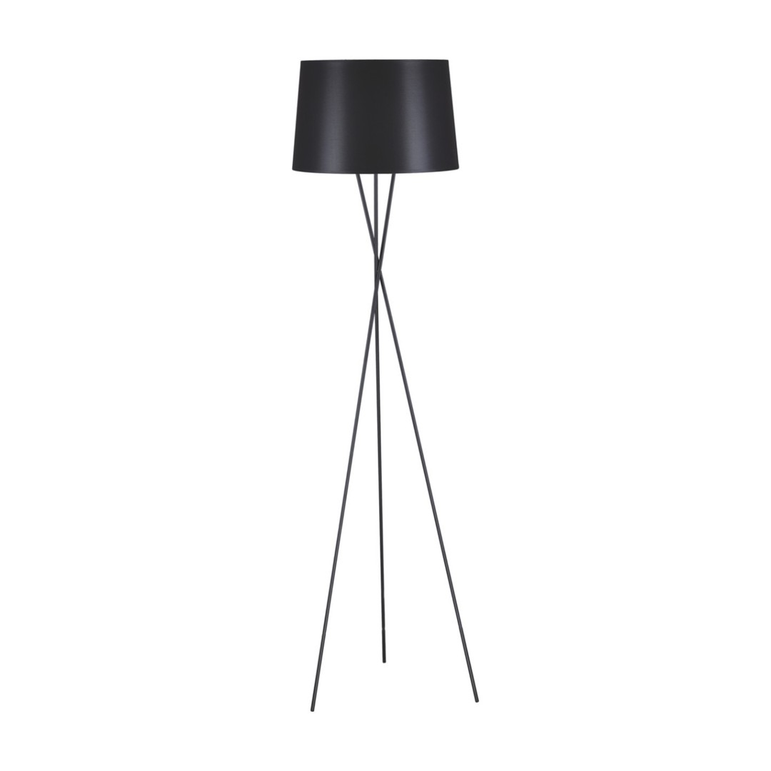 Floor lamp K-4353 from the REMI BLACK series