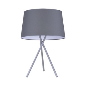 Table lamp K-4372 from the REMI GRAY series small 0