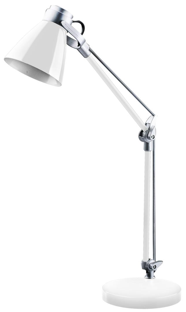 Desk lamp Sophie 230V / 25W E14 white
