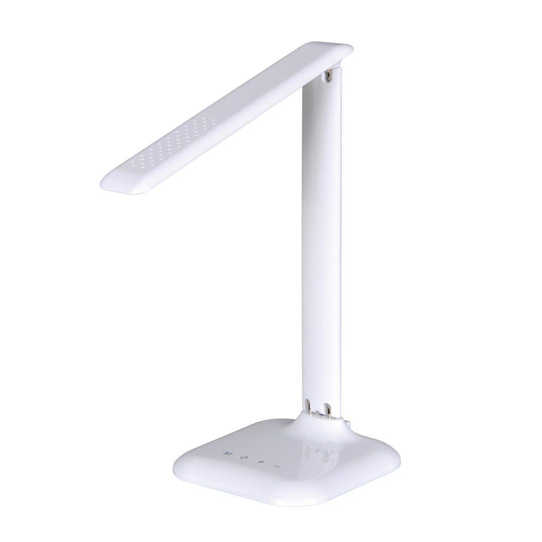 Desk lamp K-MT-204 white from the LOKO series