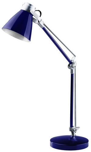 Desk lamp Sophie 230V / 25W E14 blue