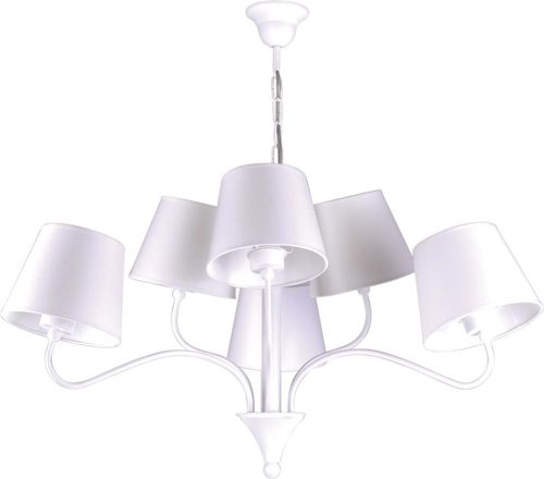 Hanging lamp K-4020 from the SIENA WHITE series