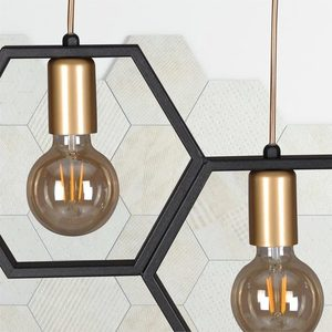 Hanging lamp K-4721 from the HONEY series small 7