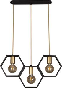 Hanging lamp K-4721 from the HONEY series small 0