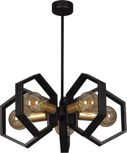 Hanging lamp K-4724 from the HONEY series small 0