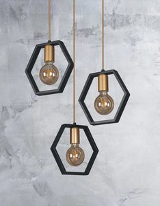 Hanging lamp K-4722 from the HONEY series small 6