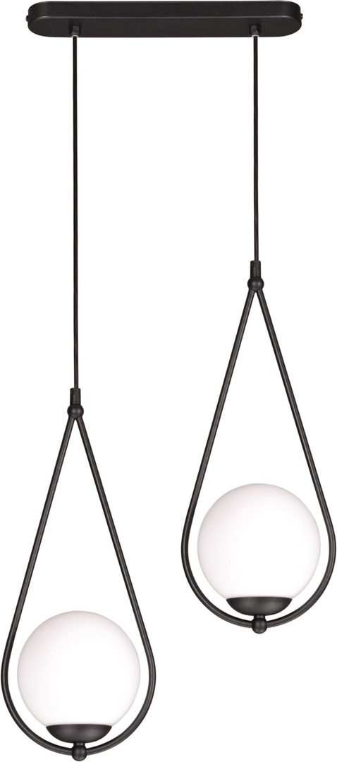 Hanging lamp K-4771 from the NEVE BLACK series