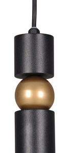 Hanging lamp K-4742 from the RIANO series small 2