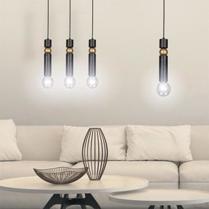 Hanging lamp K-4742 from the RIANO series small 4
