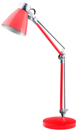 Desk lamp Sophie 230V / 25W E14 red
