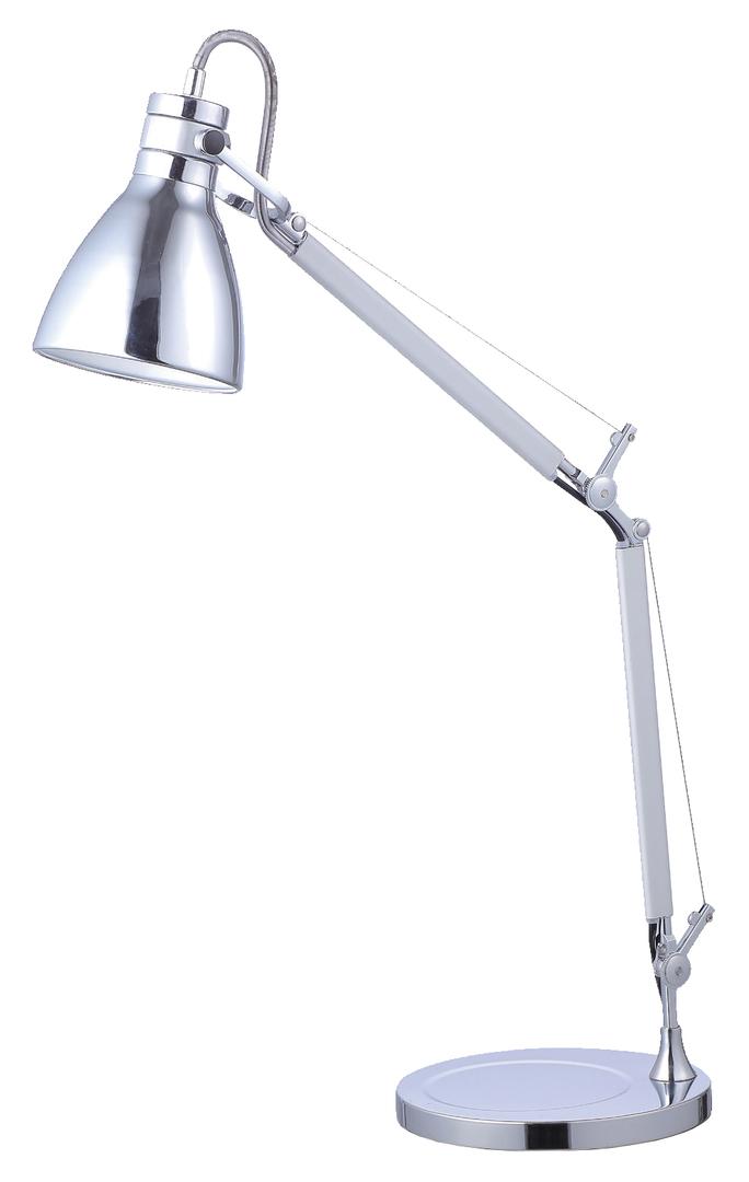 Desk lamp Sarah 230V / 25W E27 chrome