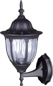 K-5007A / N black outdoor wall lamp from the Vasco series small 0