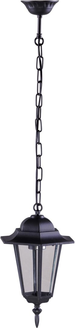 Hanging outdoor lamp K-5009H black from the STANDARD series