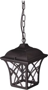 Hanging outdoor lamp K-5180H black from the KERRY series small 0