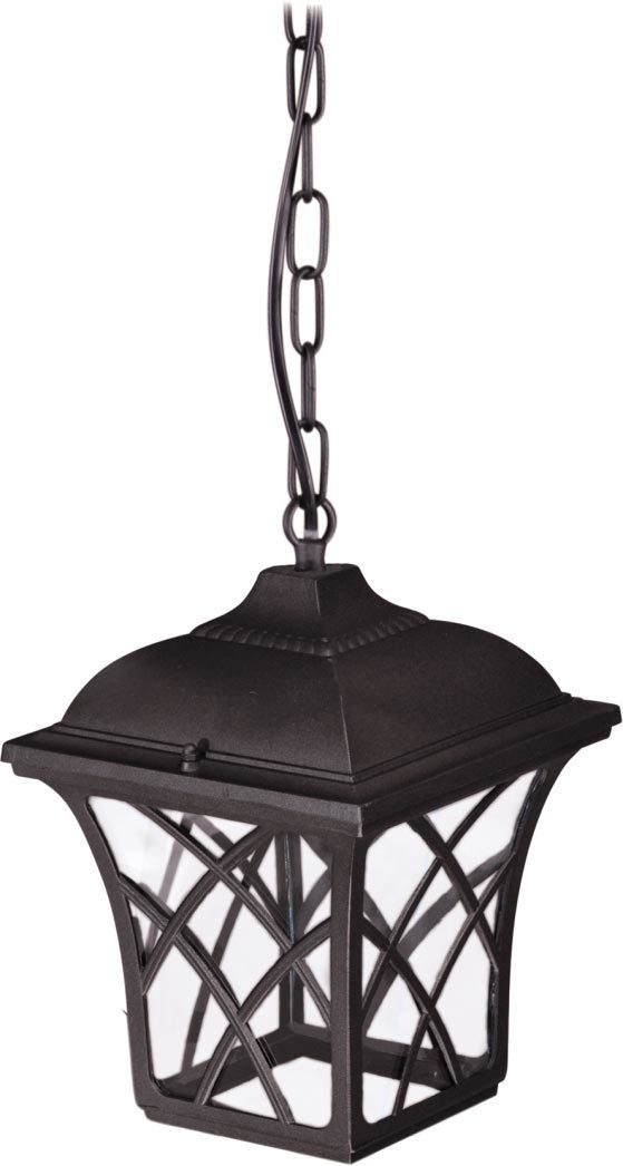 Hanging outdoor lamp K-5180H black from the KERRY series