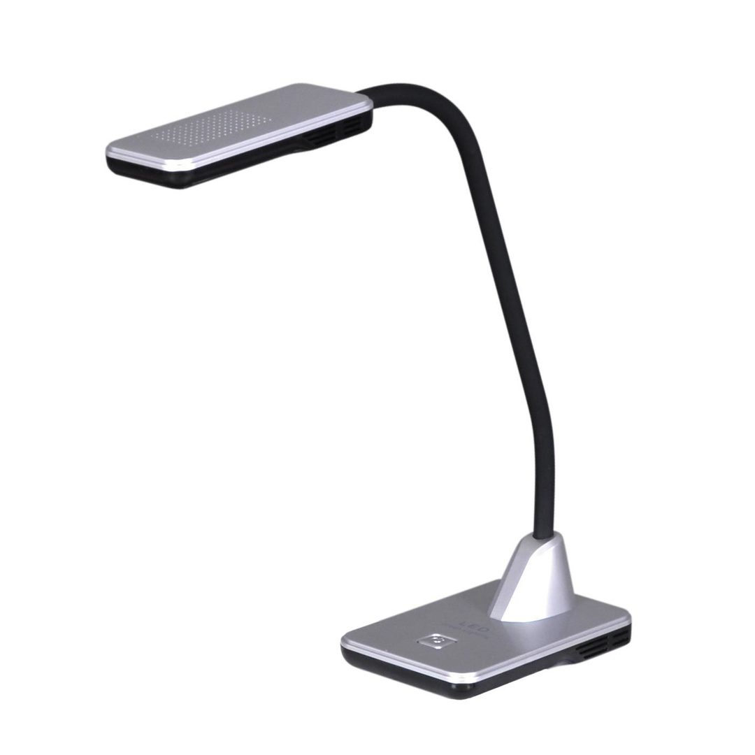 Desk lamp K-BL1205 silver from the TYMEK series