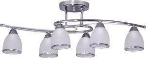 K-JSL-8090/6 CHR ceiling lamp from the SAMIRA series small 0
