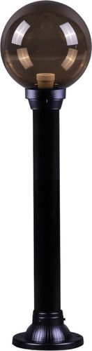 Low outdoor standing lamp K-ML-OGROD 200 0.6 KL. SMOKE from the ASTRID series