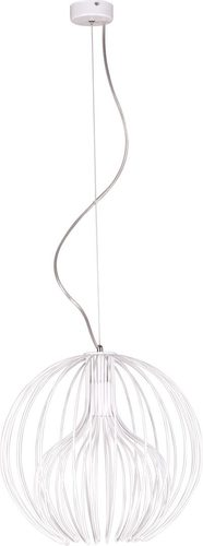 Hanging lamp K-3405 white from the TORI series