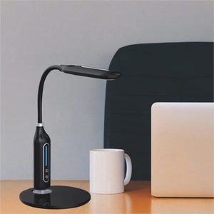 Desk lamp K-BL1072 silver from the MIDA series small 4