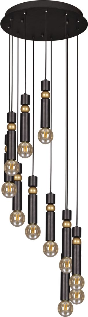 Large K-4745 chandelier from the RIANO series