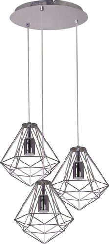 Hanging lamp K-4803 from the SILVER series