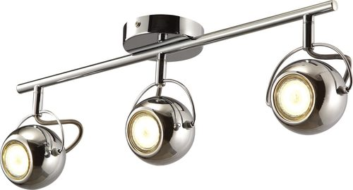 K-8002/3 CHR ceiling lamp from the SALVA CHROM series