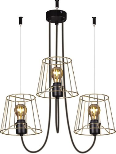 Large K-4655 chandelier from the ANGELA series