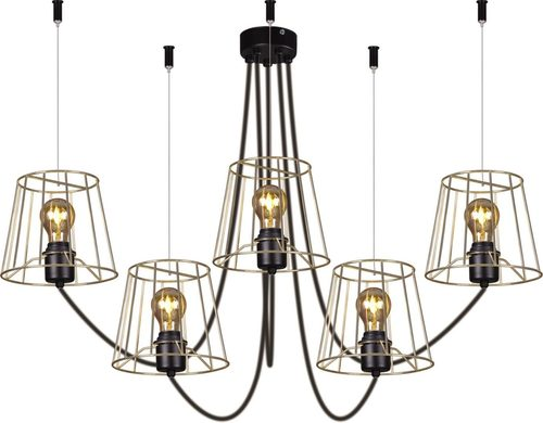 Large K-4656 chandelier from the ANGELA series
