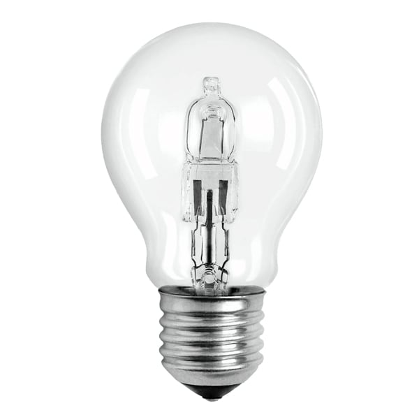 Eco bulb with refill G9 E27 A55 28W