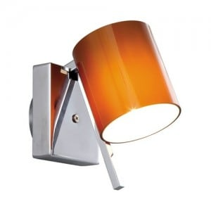 Wall lamp Studio Italia Design MINIMANIA Amber small 1