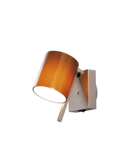 Wall lamp Studio Italia Design MINIMANIA Amber