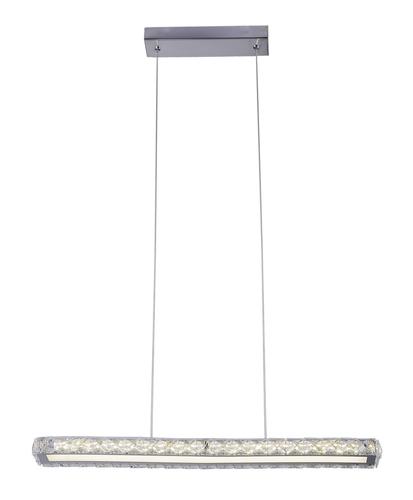 Symphony Pendant Lamp 60Cm 20W Led 4000K Chrome