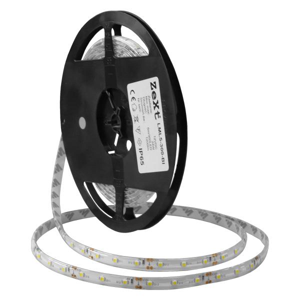 LED strip. Linear module 300LED 5M IP64 3528 blue