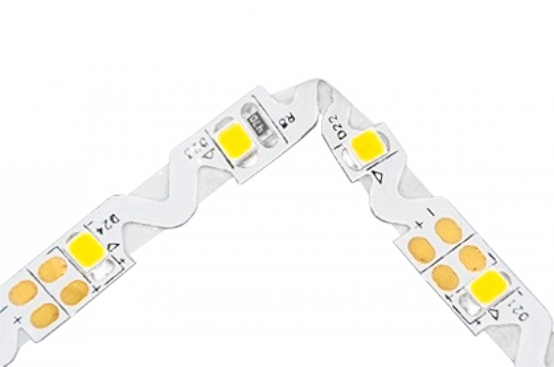 LED strip Linear module 300LED ZigZag 5m IP20 2700K