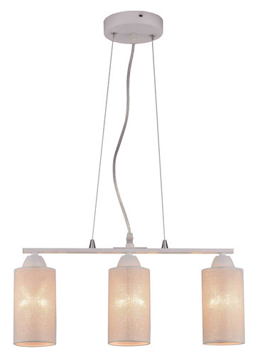 Indira Pendant Lamp 3X40W E14 White