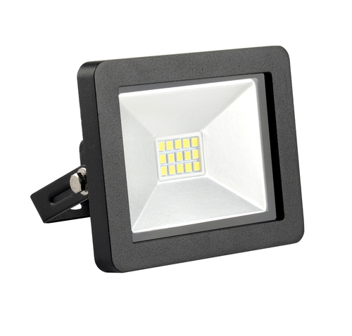 LED slim 10W / 230V 4000K floodlight