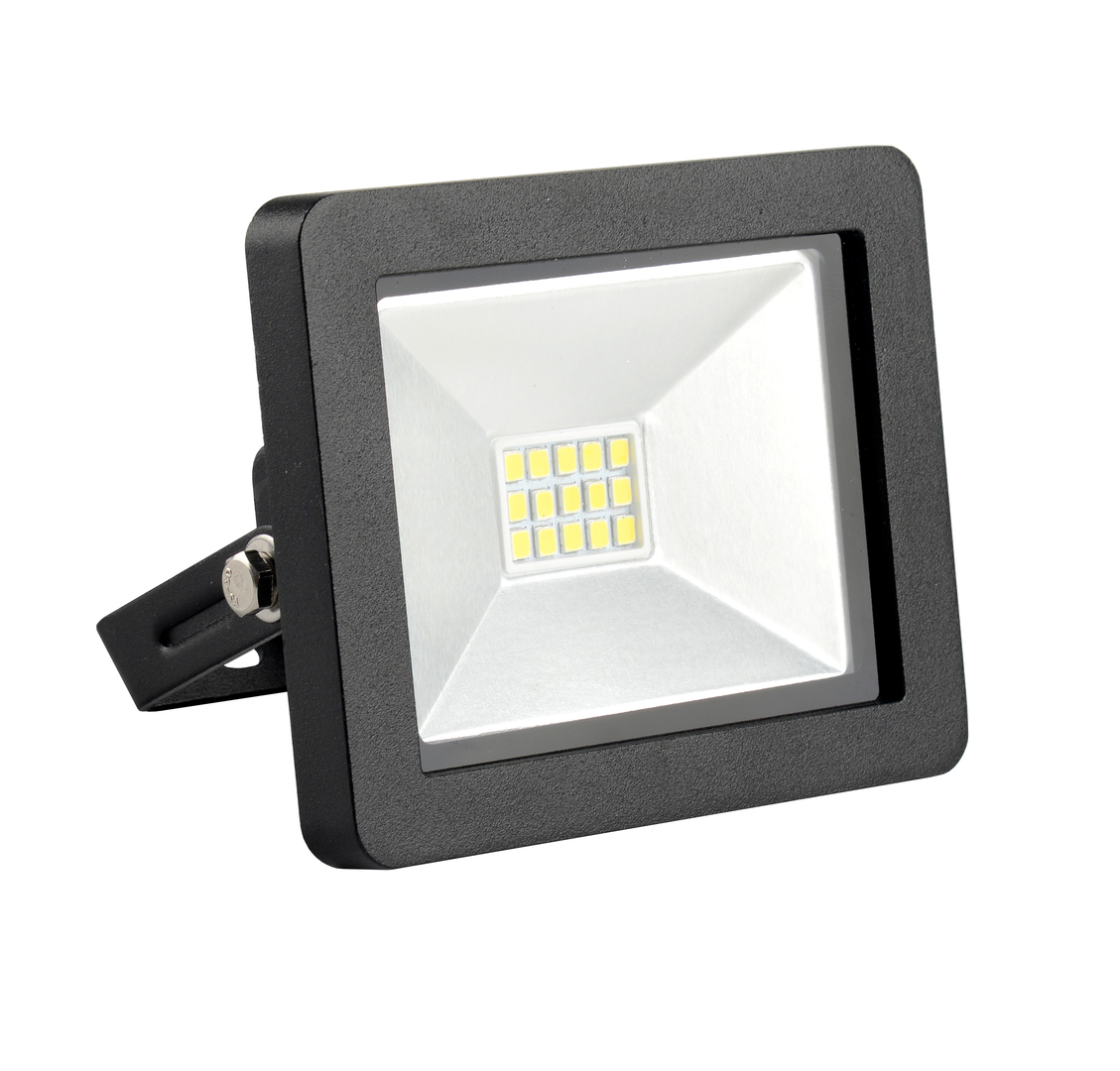 LED slim 10W / 230V 4000K floodlight