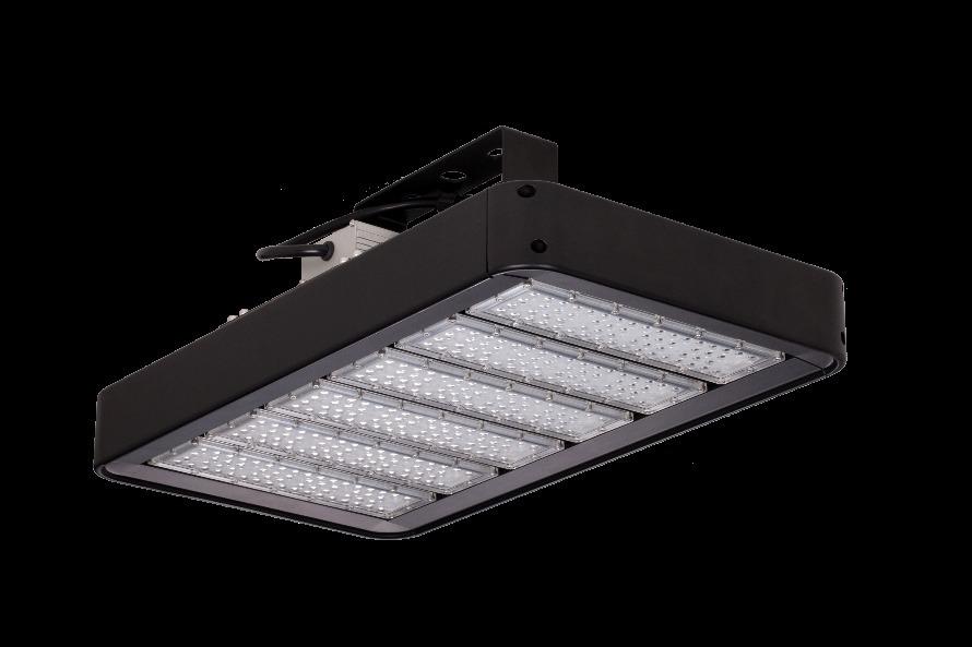 20W / 230V 4000K slim LED floodlight