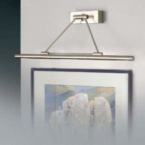 Wall lamp Picture binding Egoluce Ikon Maxi small 0
