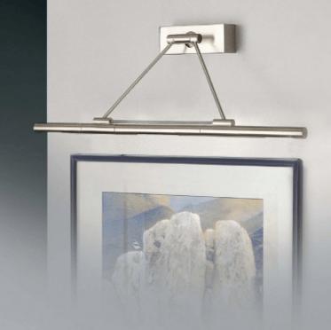 Wall lamp Picture binding Egoluce Ikon Maxi