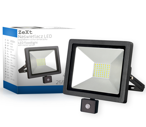 LED slim 30W / 230V LED floodlight 6400K